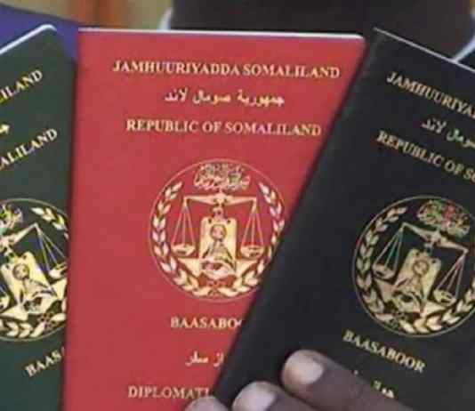 Saudi Arabia To Issue Visas on Somaliland Passports