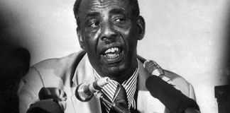 Mohamed Siyad Barre's Ghost In Somalia