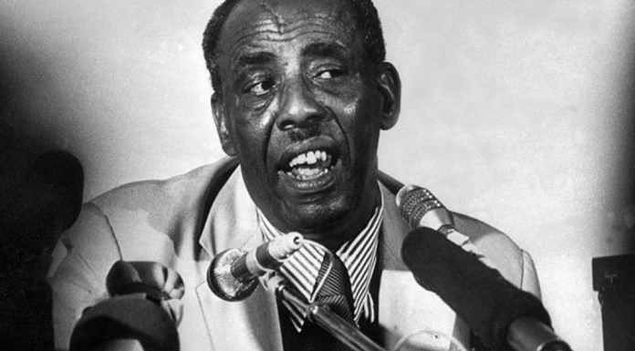 Mohamed Siyad Barre's Ghost In Somalia