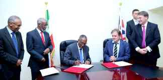UK Sign Fresh Deal To Aid Somaliland Development