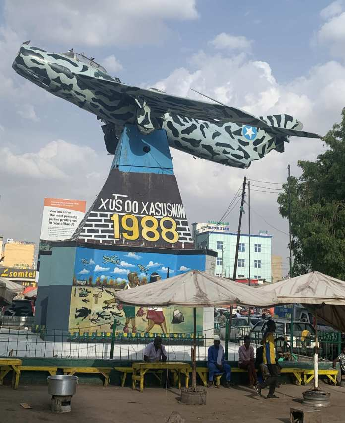 Somaliland Old Challenges, New Solutions
