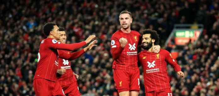 Mohamed Salah Holds His Nerve As Liverpool Put Spurs To The Sword