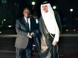 Qatar Saudi Arabia The Battle In Africa