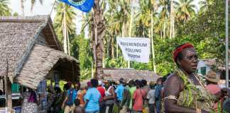 The Bougainville Referendum