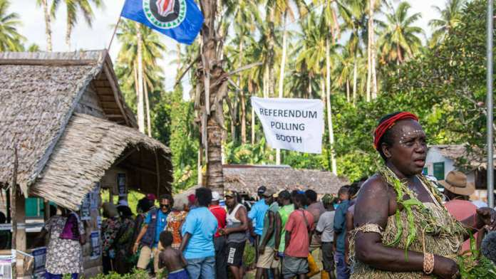 The Bougainville Referendum