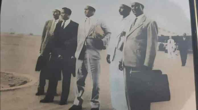Somaliland Independence Hero Ahmedkeyse Dies Aged 94
