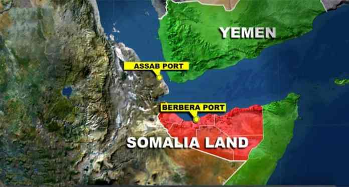 Russia Finalizes Plans To Set Up Naval Base In Somaliland
