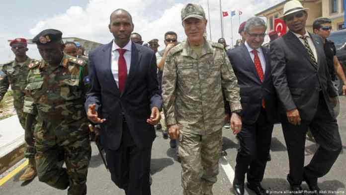 Turkey Sets Its Sights On The Horn Of Africa