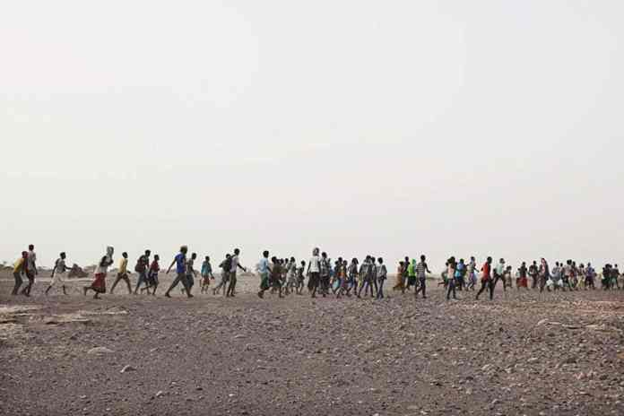 Ethiopians Brave Deserts And Smugglers On The Way To Saudi Arabia