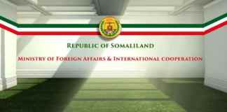 Somaliland Government Cautions International Community On Inclusion In Planned Somalia Elections