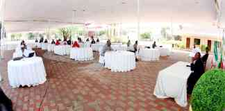 Somaliland Cabinet Of Ministers Display Social Distancing, Donate Full Monthly Salary To Coronavirus Committee