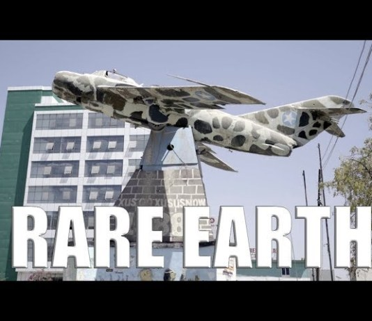 The Hargeisa Holocaust By Rare Earth