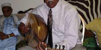 The King of Oud, Ahmed Sh. Ismail Hussein Hudeydi