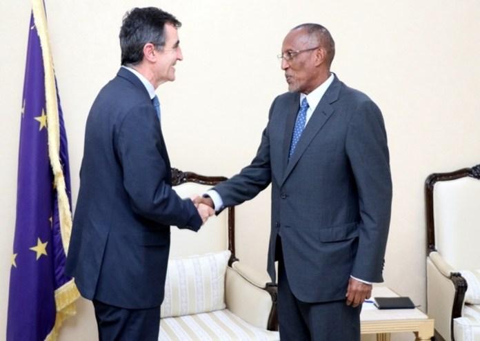 European Union In Fresh Push For Somaliland, Somalia Talks