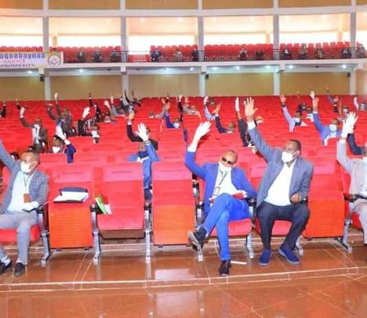 Jigjiga Somali Politics Better A Parliamentary Brawl Than A Bullet In The Head