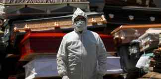 UK Becomes Coronavirus Epicenter Of Europe South Korea Plays Baseball