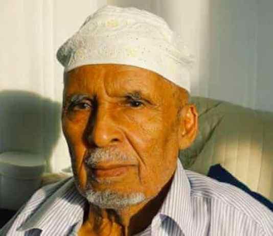 Omar Musa Father Of Somali Community In London Obituary