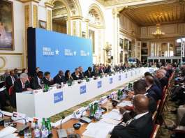 International Somalia Conference 2013 in London UK final communiqué