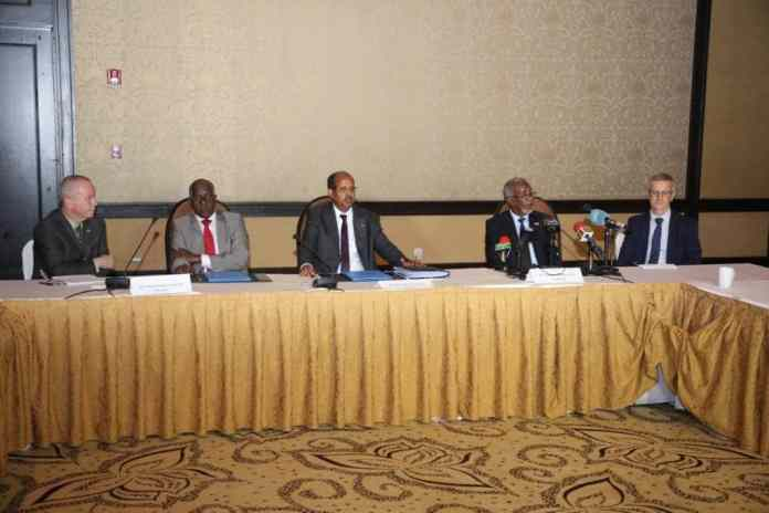 Somaliland And Somalia Technical Committees Sign A Five-Point Preliminary Agreement