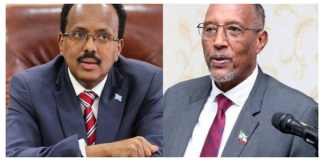 Somaliland, Somalia Hold Talks Agence France-Presse AFP