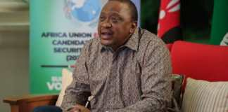 Kenyatta Says Kenya Will Use Security Council Seat To Advance Pan-Africanist Agenda