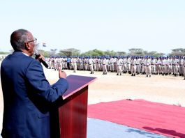 President Bihi Says No Red Sea Coalition Without Somaliland