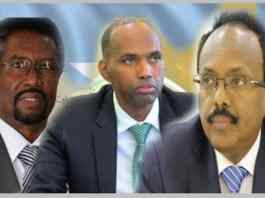 EU, US Criticize Somali Parliament Vote Of No Confidence Against Prime Minister