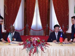 Taiwan Announces Mutual Establishment Of Representative Offices With Republic Of Somaliland