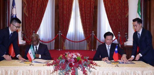 Taiwan Announces Mutual Establishment Of Representative Offices With Republic Of Somaliland