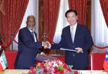 Somaliland-Taiwan – How Marginalized States Refine National Identity