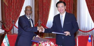Somaliland-Taiwan – How Marginalized States Refine National Identity
