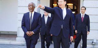 Taiwan-Somaliland Establish Ties As PRC Diplomatic Pressure Increases