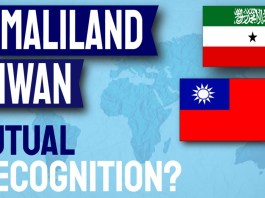 Watch The Somaliland-Taiwan Strategic Agreement Is It Mutual Recognition