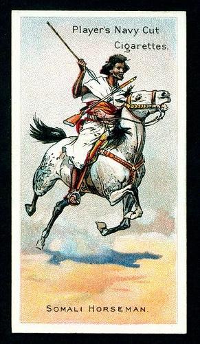 Somali Horseman