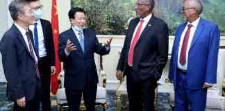 Somaliland, China Agree To Strengthen Trade And Social Cooperation
