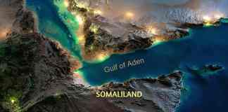 Somaliland Is A Call To The Region, The Gulf of Aden
