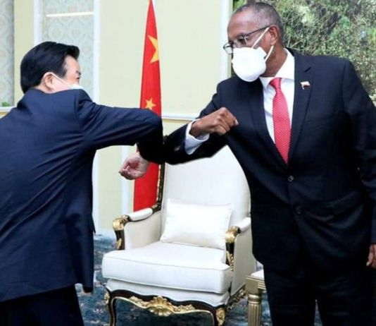 Somaliland Becomes The Latest Burial Site For Chinese Bullying