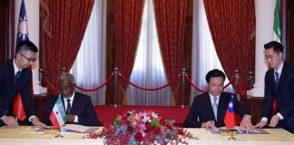 Taiwan Africa Outreach Irks China