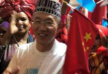 Chinese Ambassador To Somalia Arrives In Somaliland