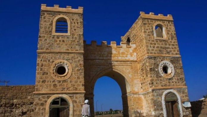 Suakin has a long history linked to its strategic location on the Red Sea coast