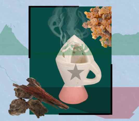 Uunsi The Scent That Takes Me Back Home Somaliland Wherever I Am