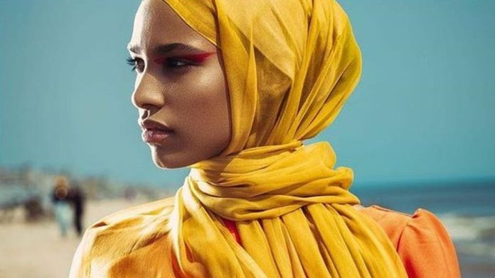 Ikram Abdi Omar From Somaliland Descent The Hijabi Model Breaking Boundaries