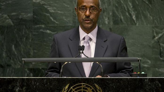 Ethiopia Says It Killed Ex-Foreign Minister Seyoum Mesfin