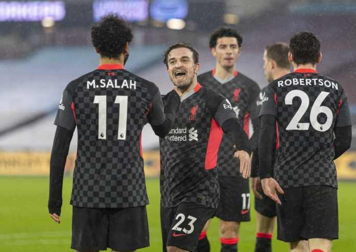 Salah Still Popular Player In the Liverpool Squad – Report
