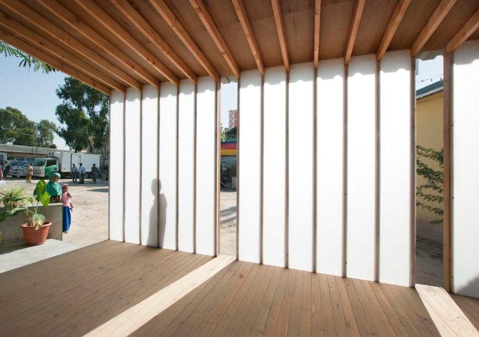 Hargeisa Municipality Common Room Architect Wins International Award