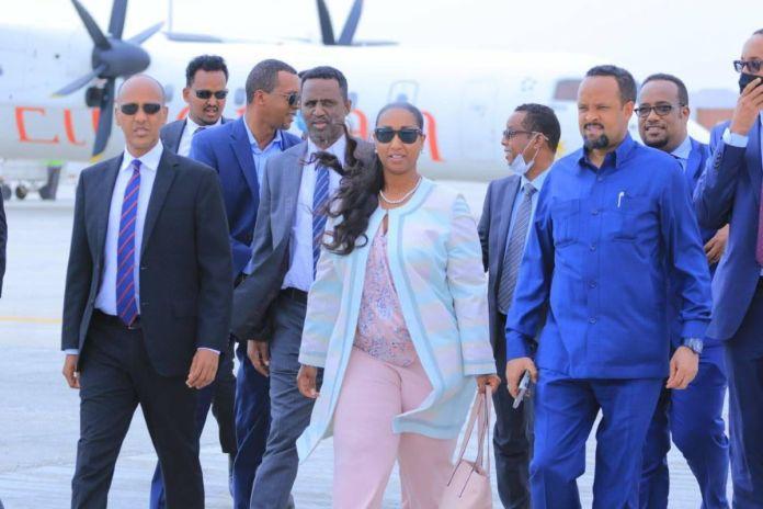 Ethiopia Minister Of Transport Speech At Berbera Port
