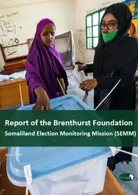 Report of The Brenthurst Foundation Somaliland Election Monitoring Mission