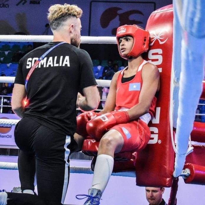 Somali Boxer Ramla Ali Makes History At Tokyo Olympics Despite Loss