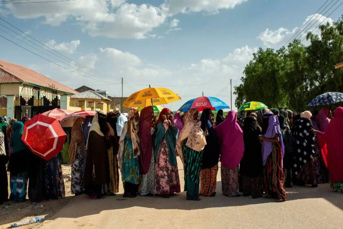 Observing Elections In An Almost-Country In The Desert