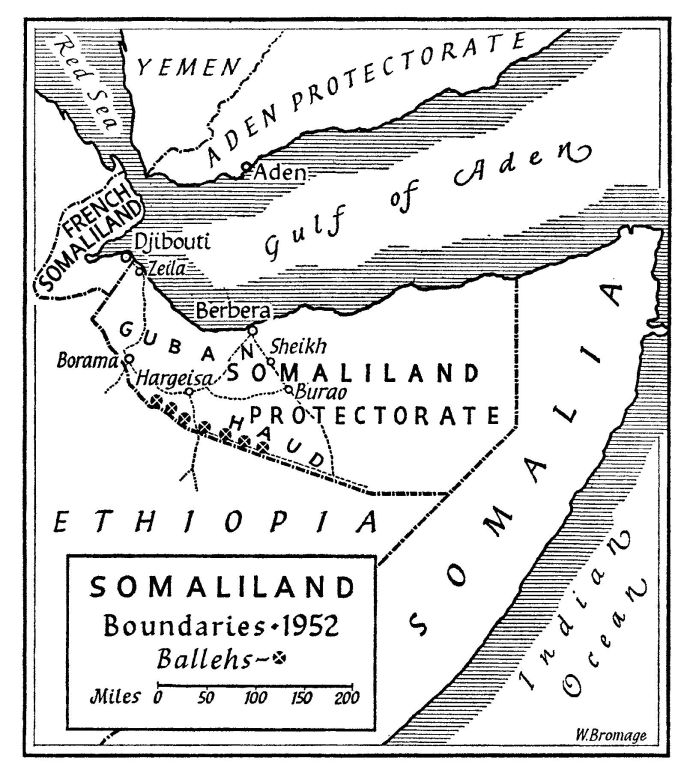 The Prophet's Camel Bell A Memoir Of Somaliland